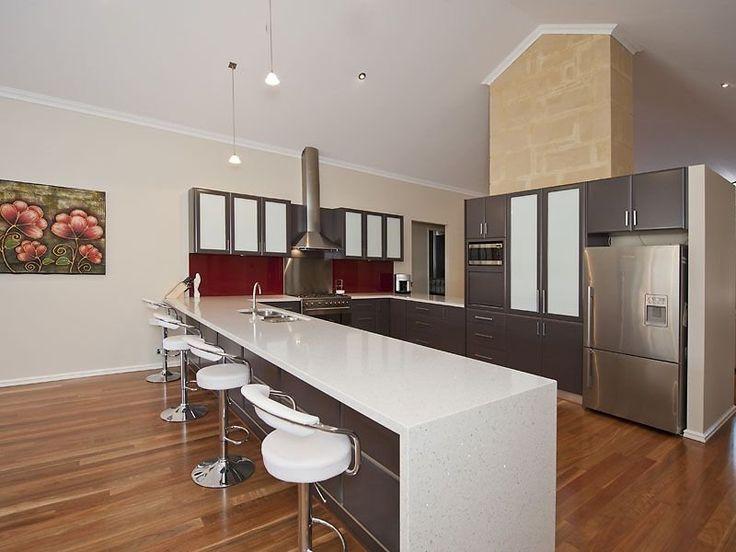 Die besten 25+ Hochglanz laminat Ideen auf Pinterest Laminat - küchen für dachgeschosswohnungen