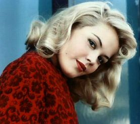sandra dee she was amazing actress back in the 60 's my mom got me into her movies :) thanks mom