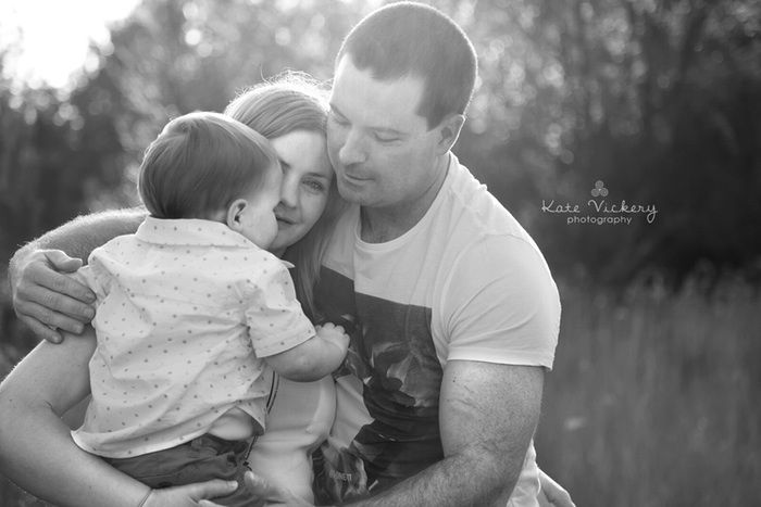 Family Photography, Black and White, location, natural light, sunflare, golden hour