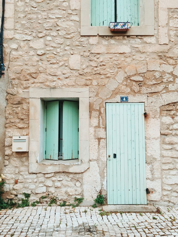 Fave colors in Provence. @thecoveteur