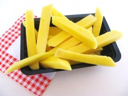 Mango frietjes