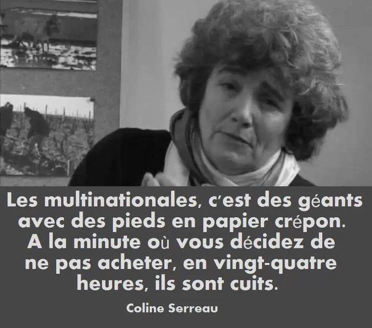 Citation de Coline Serreau | Inform'Action