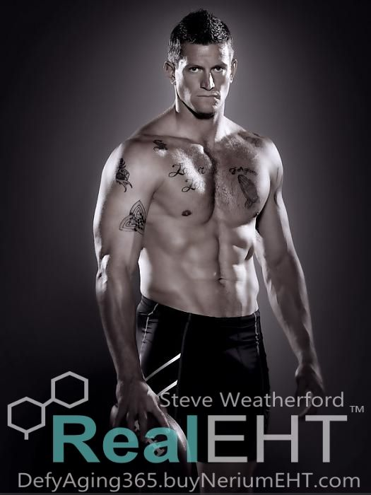 Steve Weatherford REAL EHT