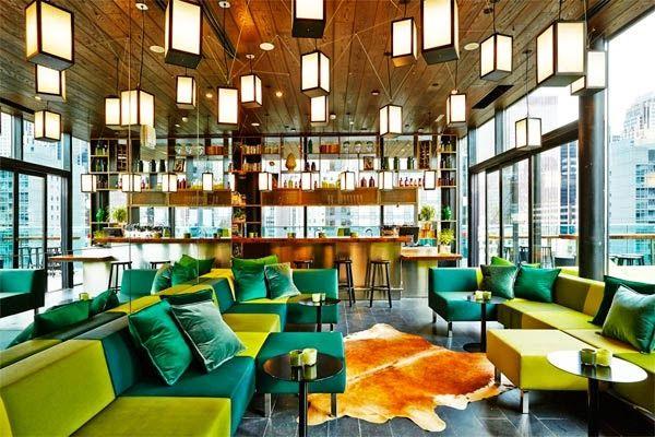 El Citizen M (o de un hotel muy recomendable en Nueva York) · The Citizen M hotel (New York city)
