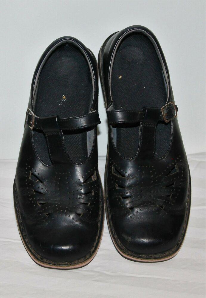 t bar school shoe