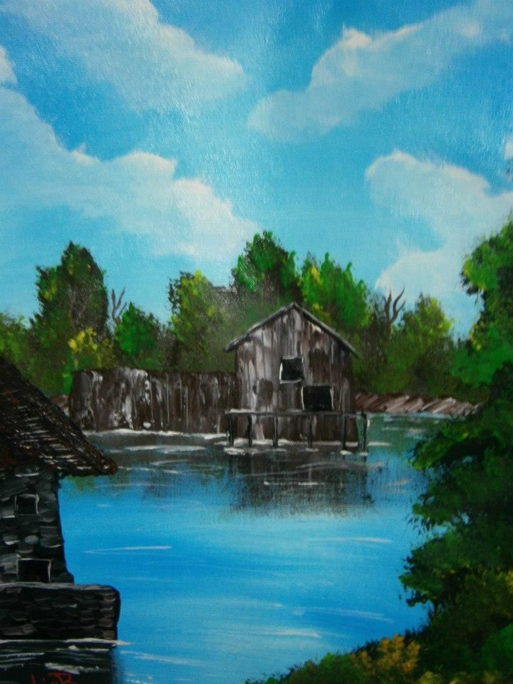 Lia B. Creations: Lake Houses