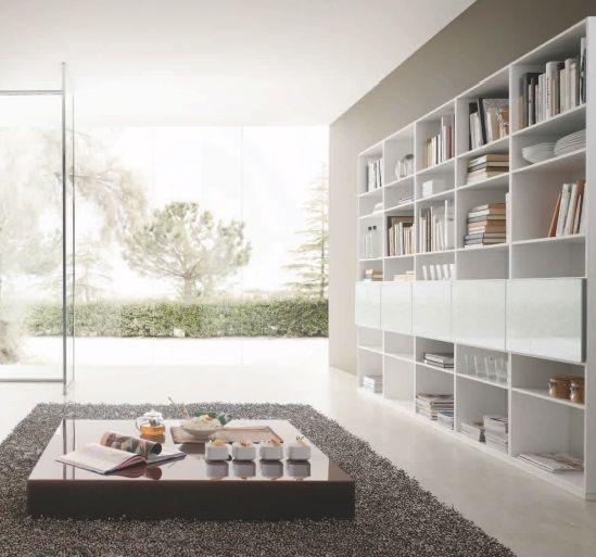 Cucinesse: IDEA #arredamento #living #soggiorno #design #interiordesign
