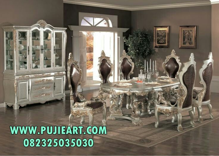 34++ Furniture elegant dining tables Best Choice