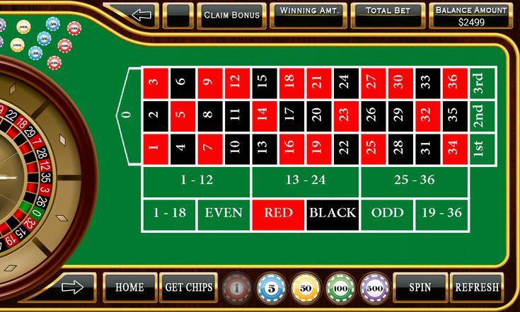 Raja Casino Online — Tentang Komisi Casino Dalam Roulette - Casino Roulette Online http://rajabake.tumblr.com/post/148864410309/tentang-komisi-casino-dalam-roulette