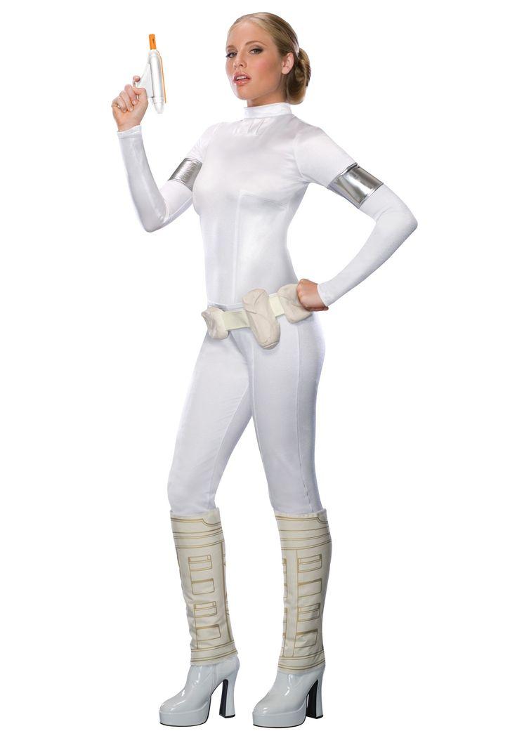 Womens Padme Amidala Costume