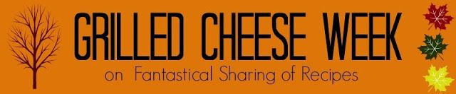 Fantastical Sharing of Recipes: Grilled Cheese Week: Bacon Guacamole Grilled Chees...