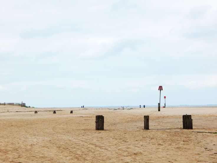 Humber mouth, Cleethorpes, North East Lincolnshire, sand, beach