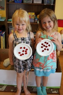 Puddles and Mud: more Canada Day activities, crafts, etc etc