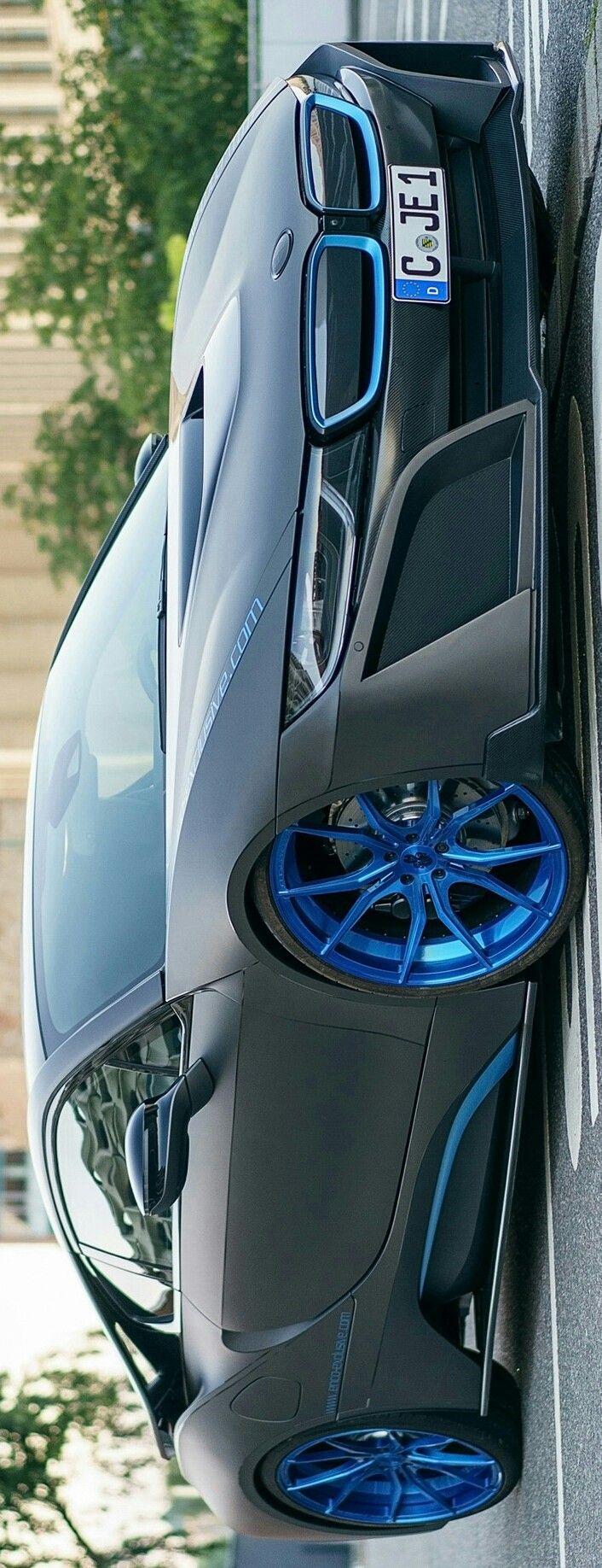 2016 BMW I8 GSC by Levon