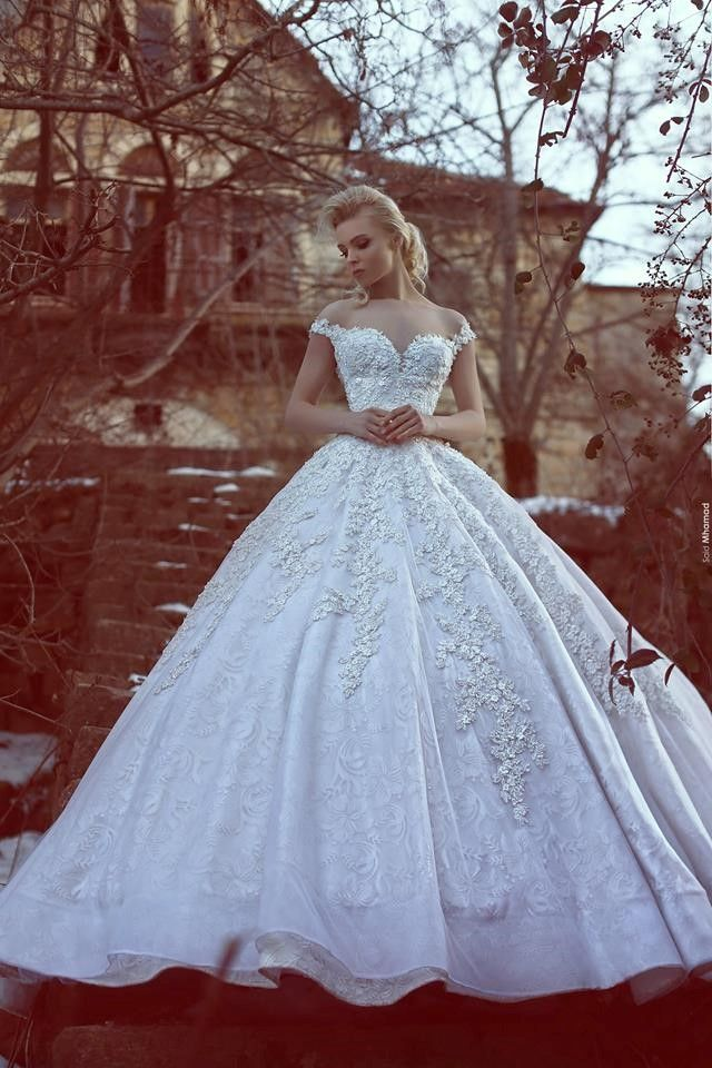 10 Over the Top Wedding Gowns - Weddings are very important in one's life which is why it is only right that we document them through a wedding shoot. But how do you make sure that you look pic-worthy in those pictures? We have rounded up 10 of the best wedding poses that we can find. Click to view more images!