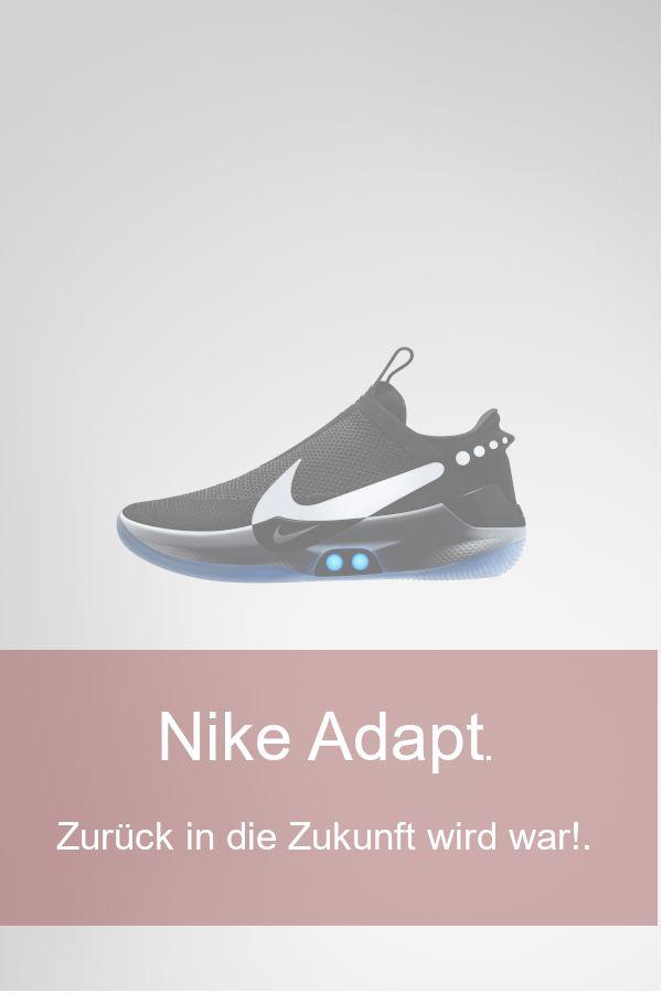 Schnell in die Sneaker schlüpfen und via App zubinden lassen