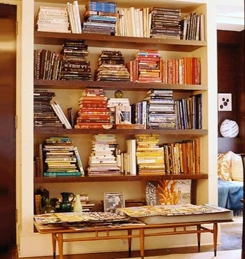 I Like The Idea Of Grouping Books By Color It May End Up Being Difficult To Locate A Book But Am More Likely Know Rather