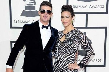 Singing superstar Robin Thicke and his wife for nine years Paul Patton has joined the celebrities who headed to splitsville in Hollywood. According to reports, Robin Thicke and his actress wife has ...