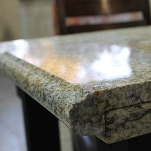 Ogee To Bullnose Edge Profile, One Of Natural Stone Sourceu0027s Upgraded Edge  Profiles. Countertop. Natural StonesGranite Counters