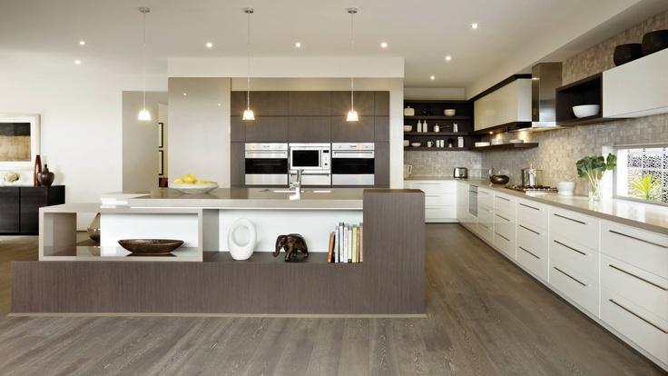 Regency kitchen
