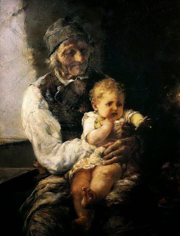 Παππούς και εγγονός