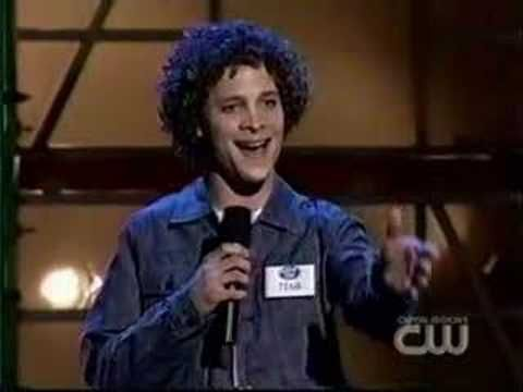 Justin Guarini- Hollywood auditions (w/ rare footage).  Still wondering how this talented young man did not take it all.