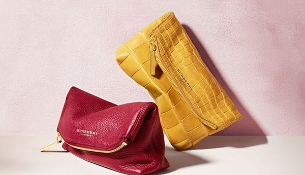 Burberry Spring/Summer 2014 Accessories