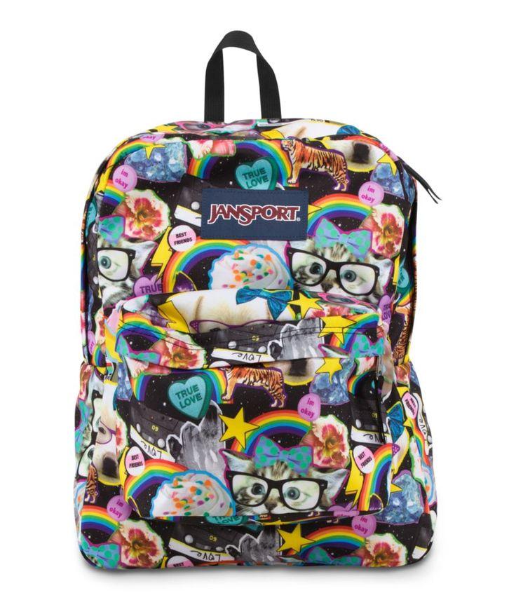 mochilas jansport estampadas - Buscar con Google