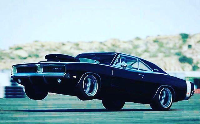1969 Dodge Charger Wheelie Dodge Dodgecharger Mopar