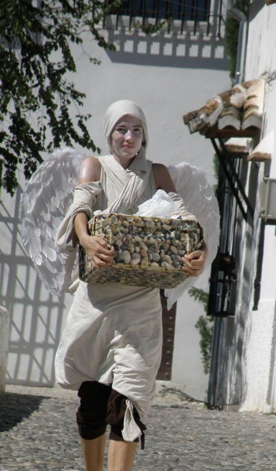 Angel en Granada