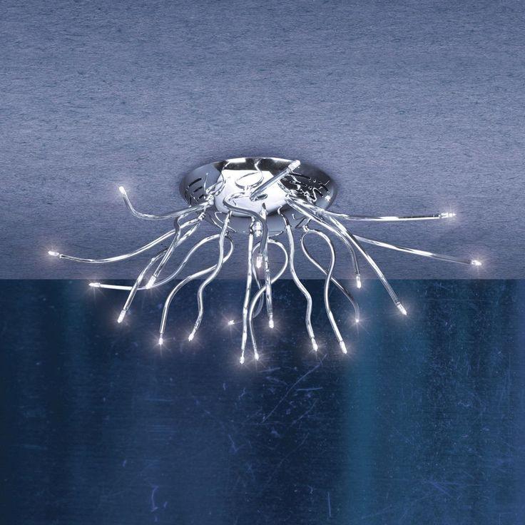 Kasper 20 Light Flushmount