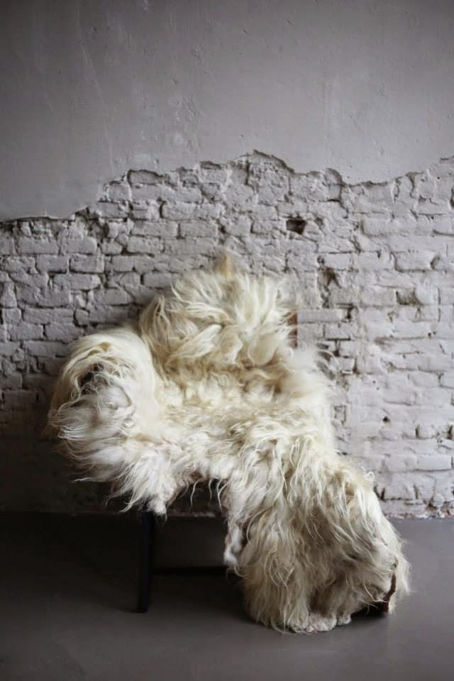 YOTH interieur. Landscape in wool by Eugenie Ligthart