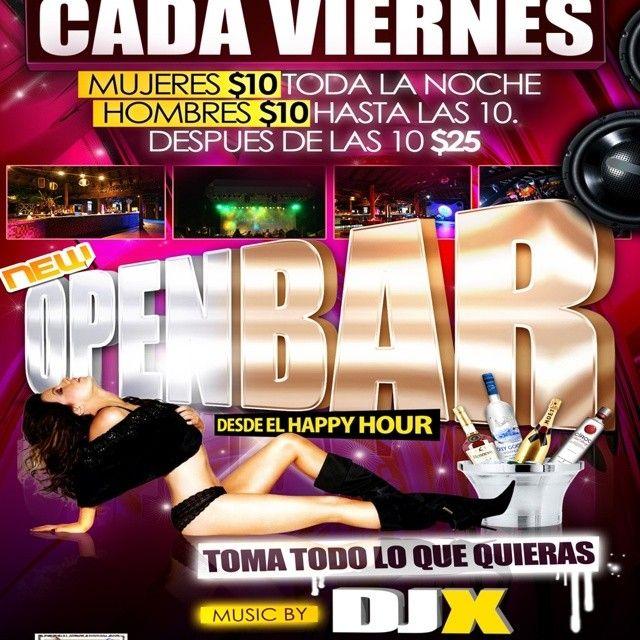 ATENCION !! Cada Viernes Tenemos PREMIUM OPEN BAR Desde El Happy Hour En LA COVACHA Las Mujeres Pagan $10 Toda La Noche y Los Hombres $10 Hasta Las 10pm Despues $25. Tendras OPEN BAR - BARRA ABIERTA Toda La Noche. Botellas A $100 Antes De Las 12. Info: 305.594.3717 #salsa #reggaeton #merengue #housemusic #girls #VIP #Free #turnup #miami #miamievents #brickell #brickellevents #doral #doralevents #thisismiami #music #musicmiami #nightclub #party #followme #followus #follow #miaminightlife…