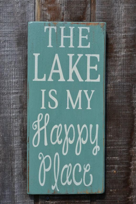 Lake Signs Wall Decor : Best lake living images on architecture