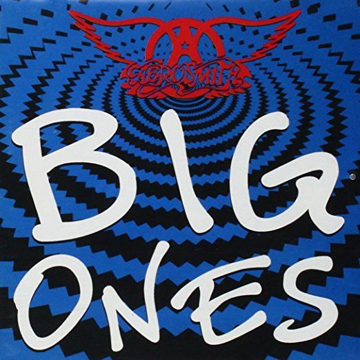 Big Ones, Aerosmith, CD (Pre-Owned)