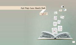 Eat Pray Love Book Club