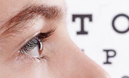 Nährstoffe für die Augen