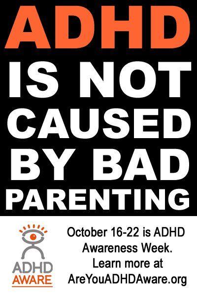 ADHD Awareness Week
