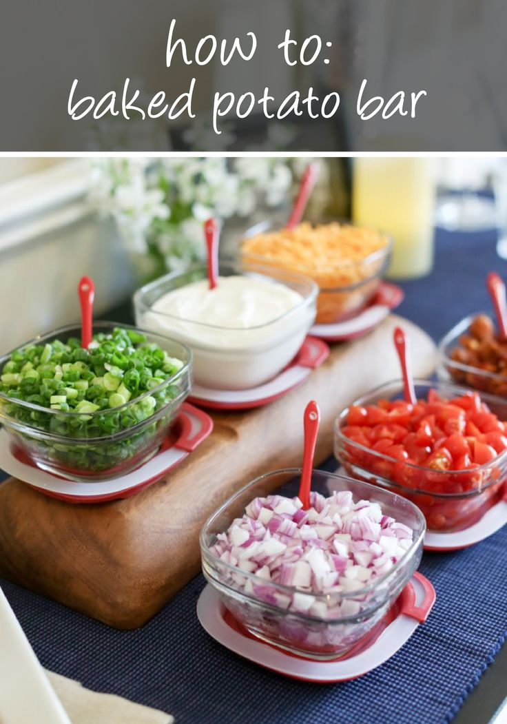 Toppings For A Potato Bar 28 Images Best 25 Baked