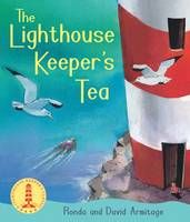 The Lighthouse Keeper's Tea - The Lighthouse Keeper (Paperback)