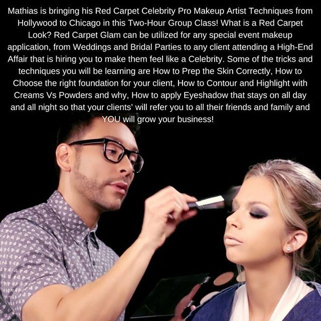 Do You Live In Chicago Or The Nearby States Nows Your Chance To Take My Classes Only 3 Days To Save By Makeup Class Celebrity Makeup Artist Instagram
