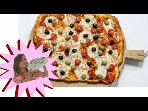 Pizza Soffice Alle Patate (Impasto della Pizza con Patate) - Le Ricette di Alice - YouTube
