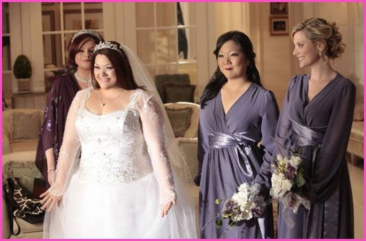 Jane 39 s disney wedding dress in drop dead diva season 4 - Drop dead diva ita streaming ...