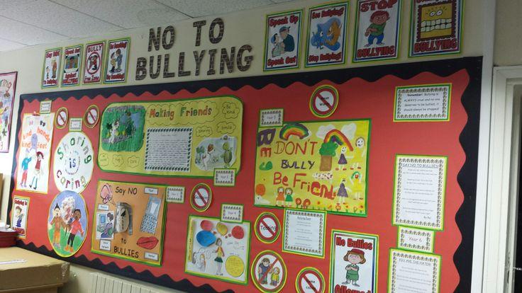No Bullying 2013