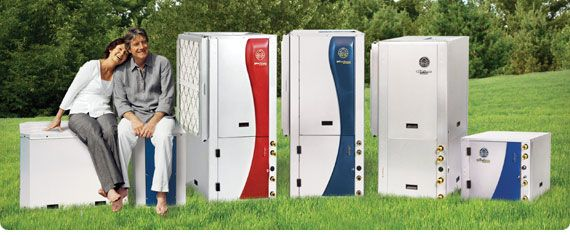 Waterfurnace is a leading geothermal product that is made in the USA.  Ask Redding's for information regarding a geothermal installation.  #reddingshvac