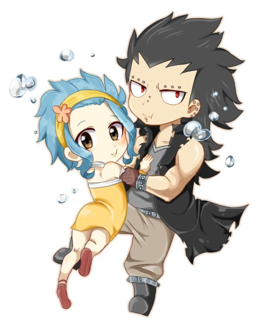 1000+ images about *Gajeel x Levy* on Pinterest | Nalu ...