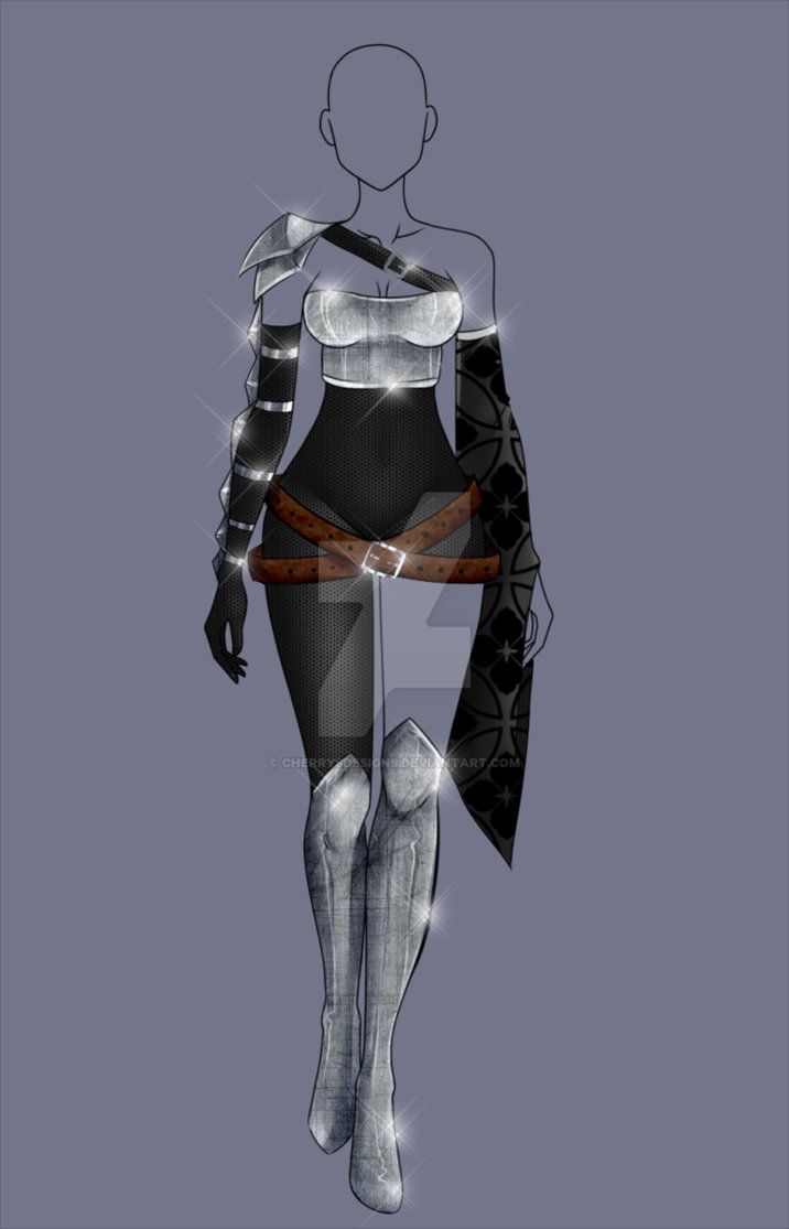 (pending) Auction Adopt - Knight Outfit 2 by CherrysDesigns on DeviantArt