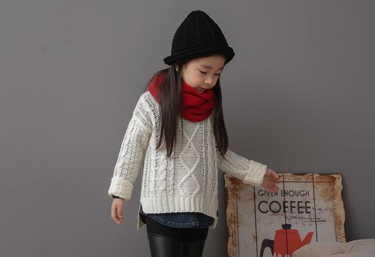 Korea children's No.1 Shopping Mall. EASY & LOVELY STYLE [COOKIE HOUSE] Long diamond knit tee / Size : S,M,L / Price : 32.82 USD #dailylook #dailyfashion #fashionitem  #kids #kidsfashion #top #longT #TEE #Tshirts #knit #COOKIEHOUSE #OOTD http://en.cookiehouse.kr/ http://cn.cookiehouse.kr/ http://jp.cookiehouse.kr/