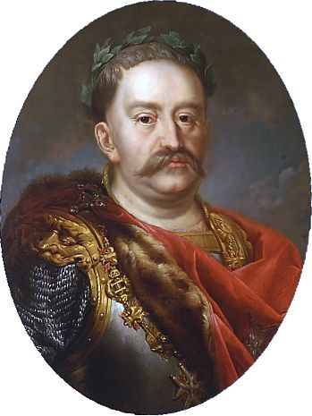 King John III Sobieski of Poland and Grand Duke of Lithuania who is known for his stabilization of the Commonwealth and for his military prowess. He commanded an international force and defeated the Turks at the battle of Vienna.