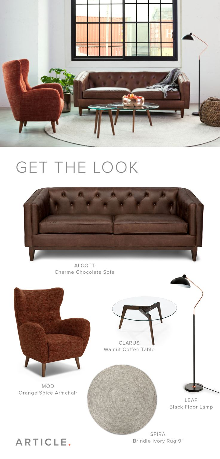 64 best brown leather. images on Pinterest | Brown leather, Brown ...